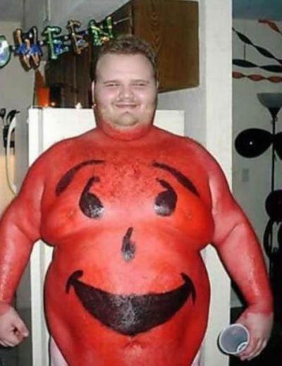 Kool-aid-costume