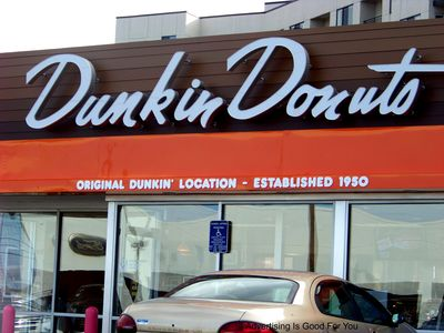Dunkin donuts 1950